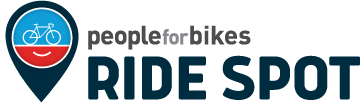 People For Bikes Ride Spot Logo