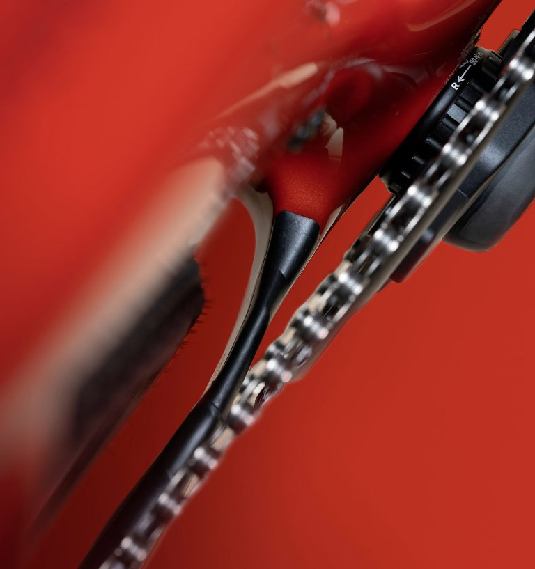 Specialized chain stays