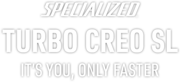 Specialized Turbo Creo SL: It's you, only faster