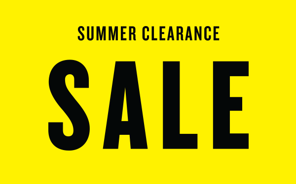 Trek Summer Clearance Sale
