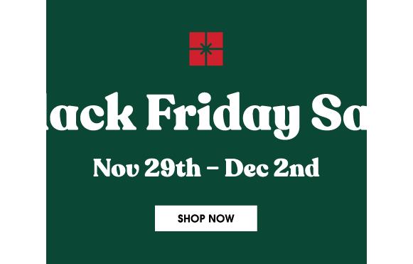 Trek Black Friday Sale | Nov 29th – Dec 2nd