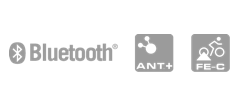 ANT+, FE-C, & Bluetooth