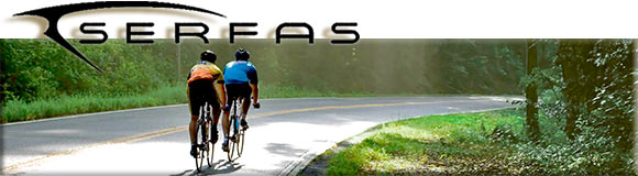 Make every ride better with Serfas bicycle accessories!