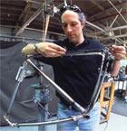 Ben Serotta is a master framebuilder!