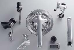 Shimano's 105 components are an exceptional value!