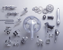 Maximize your potential with Shimano's Dura-Ace components!