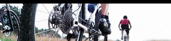 Shimano知道山地骑自行车!