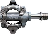 The Shimano PD-M959 pedals are ultra light!