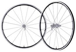Shimano's Dura-Ace wheels let you run tubeless tires!