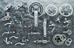 When you want the very best, go with Shimano XTR!