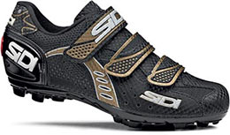 Sidi's Women's Bullet 2s are comfy and efficient!
