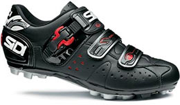 Sidi's Dominator 5 Narrow Loricas offer a custom fit!