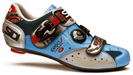 Sidi's Ergo 1 Carbon Mesh shoes are the ultimate in cycling footwear!