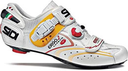Sidi's Ergo 2 Carbon shoes make every road ride better!