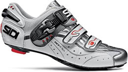 Sidi's Genius 6.6 Carbons are light, stiff and fit like a champ!
