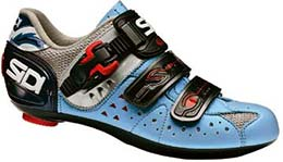 Sidi shoes are built for the long haul!
