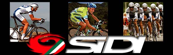 Sidi cycling shoes are the top choice of professional riders around the globe!