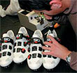 Sidi bicycle shoes are hand made with pride and precision in Italy!