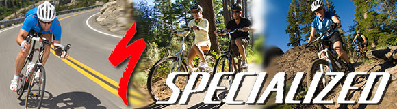 Specialized makes amazing bikes for every type of rider!