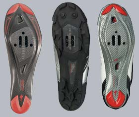 Specialized's F.A.C.T. soles put more power to the pedals!