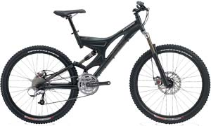 The Specialized Enduro tames the trails!