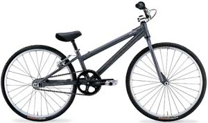 The Specialized Hemi Jr. Cruiser is ready to school the big boys!