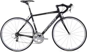 The Specialized Roubaix Pro's luxurious comfort lets you ride farther and faster!