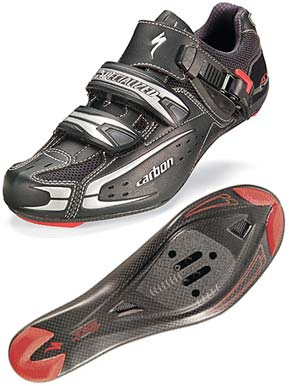 Specialized shoes improve your cycling!