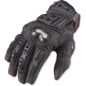 Specialized's Fortress Gloves offer extreme protection!