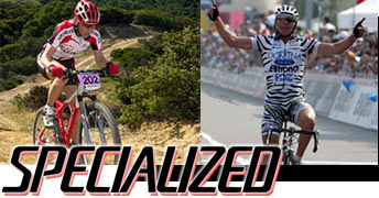 Specialized has great bicycles for every type of riding!