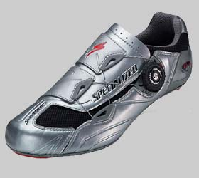 The S-Works road shoe fits, feels and looks great!