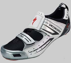 You'll tri harder in Specialized's Trivent shoes!