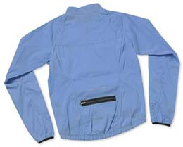 Specialized's Women's Deflect Jacket protects and gets small to fit in pockets and packs!