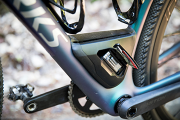 The Specialized Diverge has maximum tire clearance, bolt-on, and SWAT storage options.