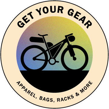 Get Your Gear | Apparel, bags, racks, and more
