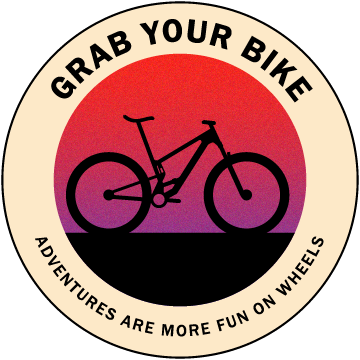 Grab Your Bike | Adventures are more fun on wheels