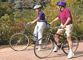 Test ride a bike today! Friends in the market are welcome, too!