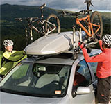 Where will you go with your Thule car rack?