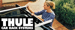 Thule car racks are easy to install!
