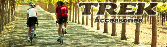 Trek makes every accessory you need for better bicycling!