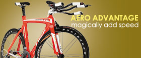 Trek's aero offerings save time and energy!