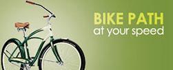 Trek Bike Path bikes are comfortable and fun!