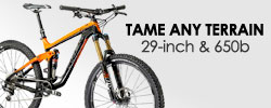 Trek 29er mountain bikes tame the terrain!