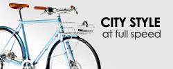 Trek city bikes are versatile and fun!