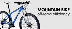 Trek mountain bikes rule the rough stuff!