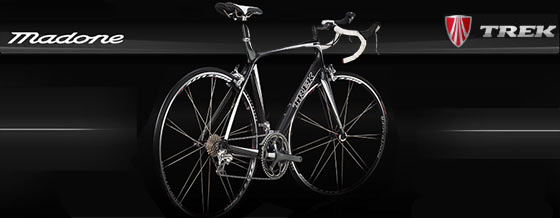 Trek's 2008 Madone is lighter, stiffer and faster!