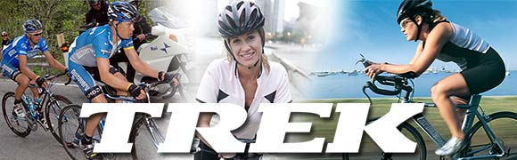 Trek makes great bicycles for every ride and rider!