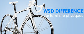 Trek's WSD bikes offer women a perfect fit!