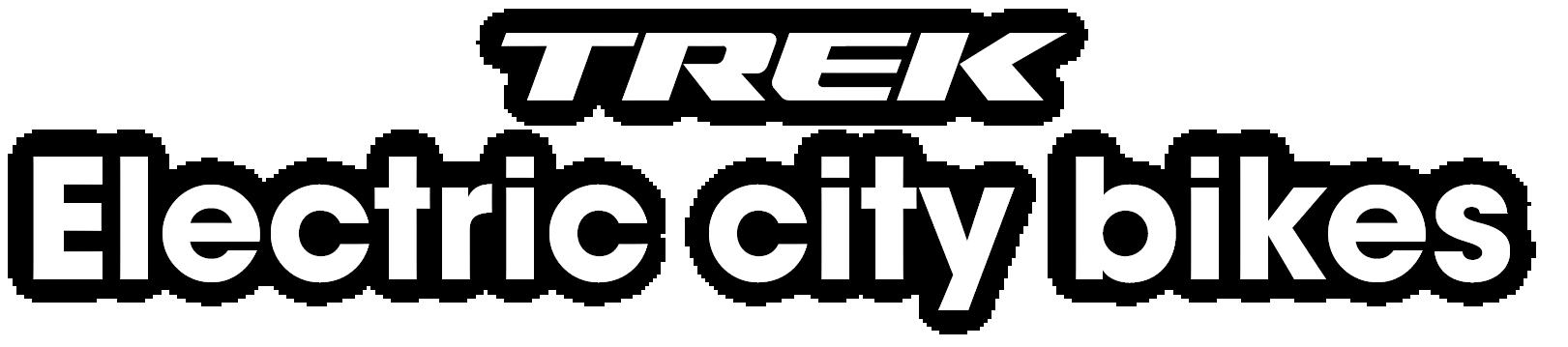 Trek Electric City Bikes