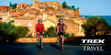 Trek Travel offers cycling vacations of a liftetime! Visit TrekTravel.com today!